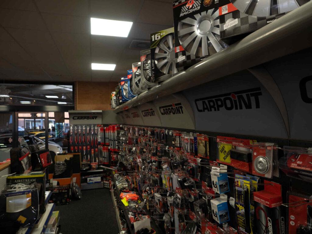 Autobedrijf wierden Shop